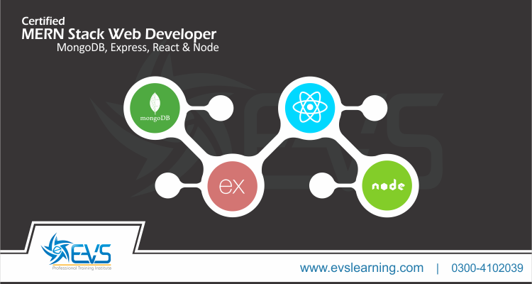 MERN Stack Web Development Course in Lahore, Rawalpindi & Online